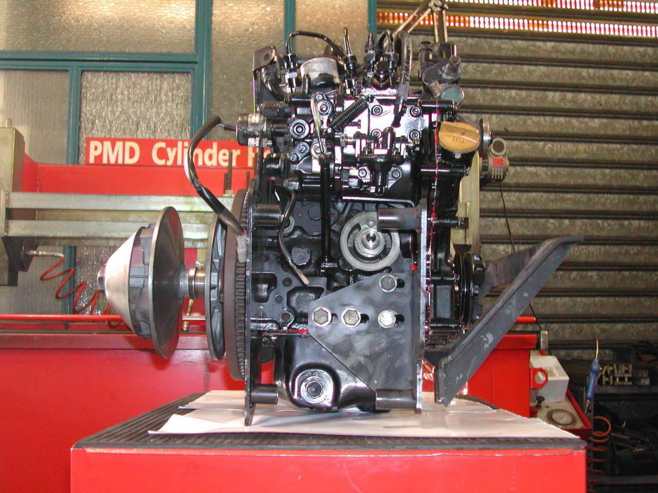 motore quargo