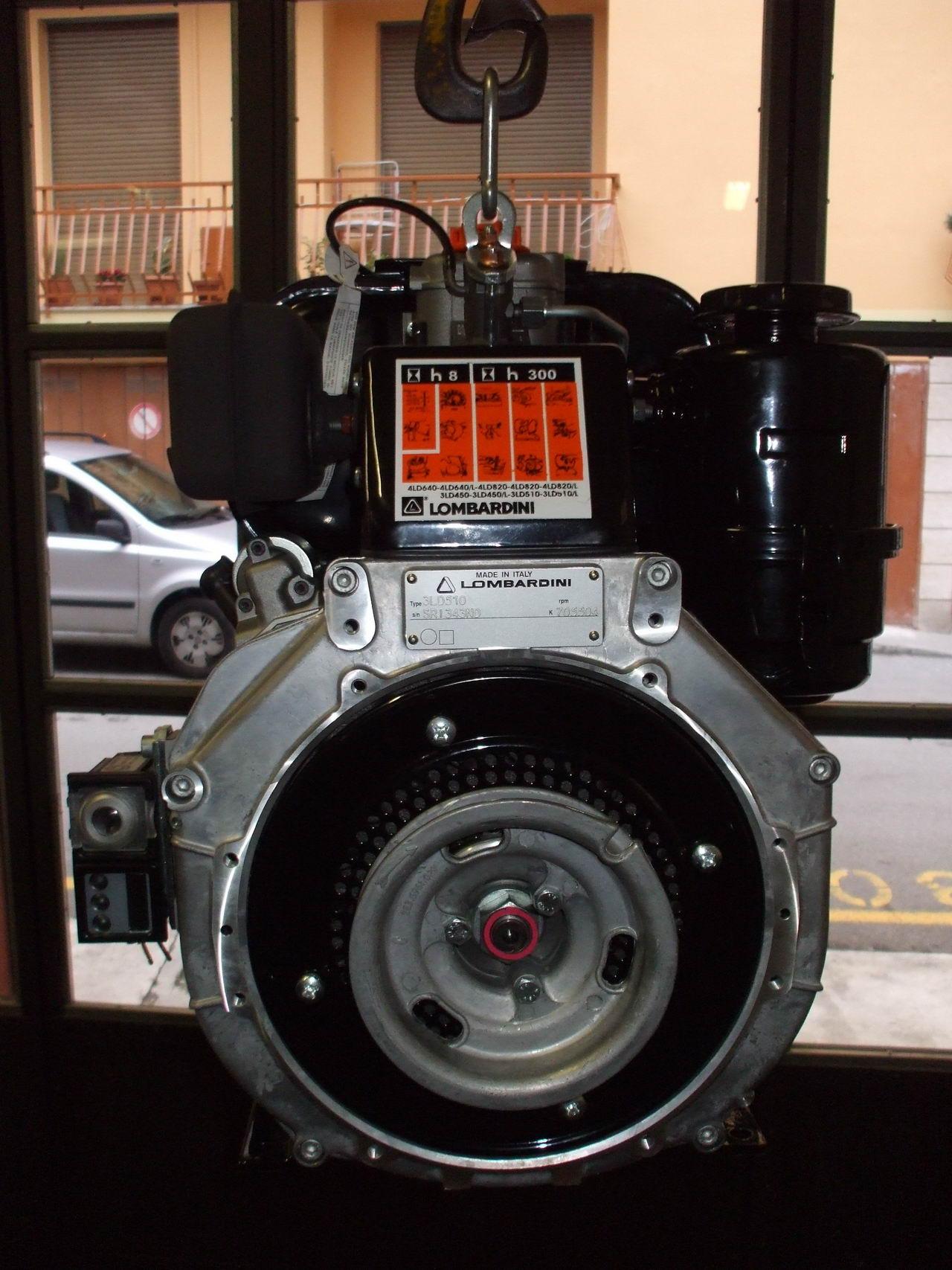 Ghiorzo rettifiche la vetrina delle occasioni for Motore lombardini 3ld510 prezzo